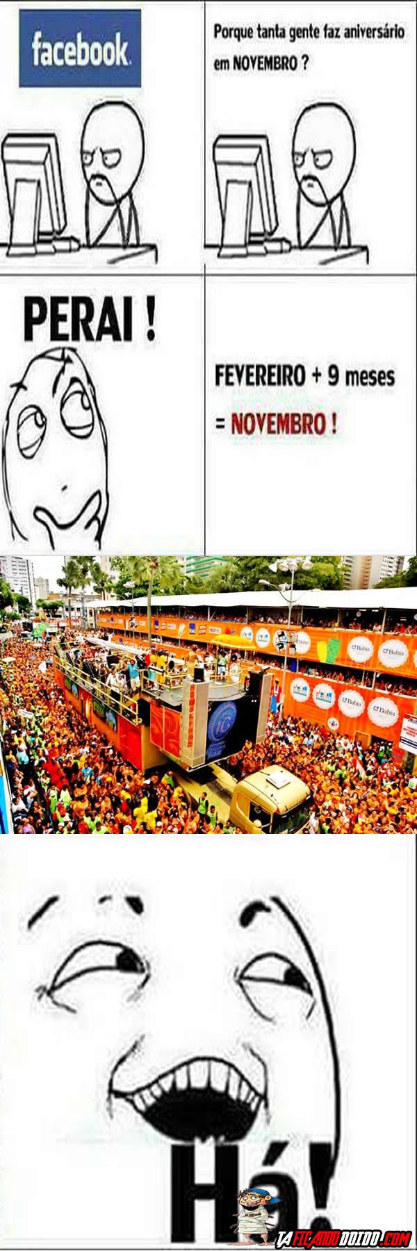 sobre o carnaval