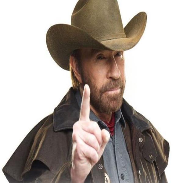 Chuck Norris Imortal