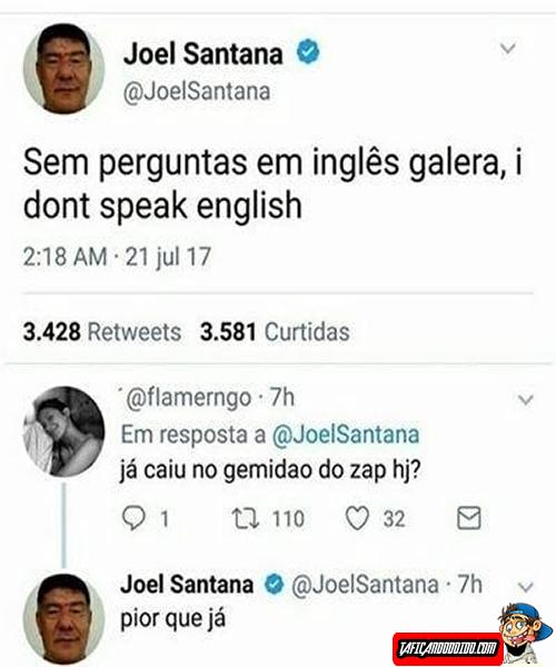 Joel santana